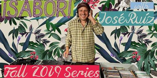 SABOR! Fiesta Internacional with DJ José Ruíz - November 8