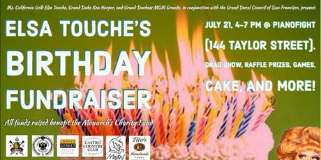 Elsa Touche's Birthday Fundraise tickets