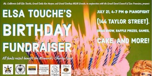 Elsa Touche's Birthday Fundraiser