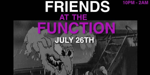 FRIENDS AT THE FUNCTION - HOSTED BY: TARA O'NEILL