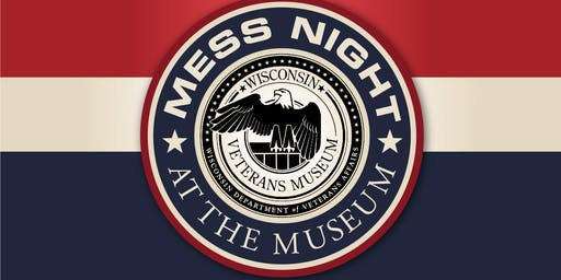 MESS NIGHT AT THE MUSEUM-Every Veteran Is a Story:  From the VOICES of Holocaust Survivors