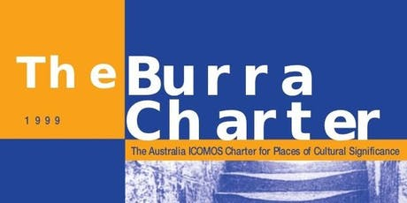 A celebration of the Burra Charter - Burra Charter @ 40  tickets