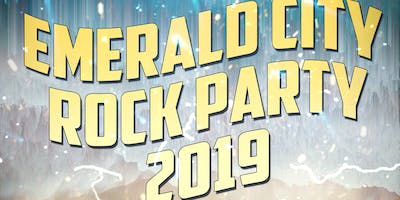 Emerald City Rock Party 2019 w/ The Fall Of Troy