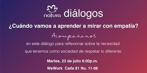 Diálogos Natura - Diversidad e Inclusión