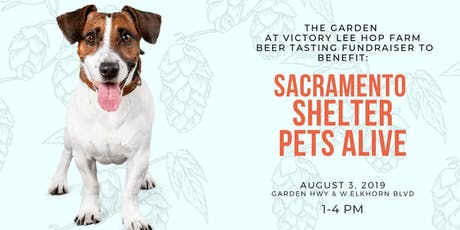 Beers for Sacramento Shelter Pets Alive tickets