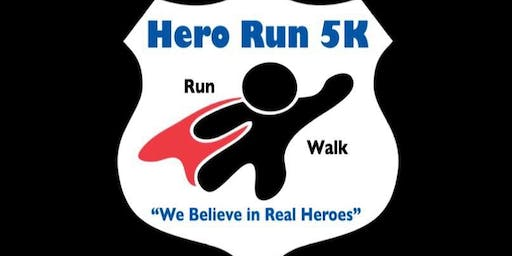 4th Annual Hero Run 5K