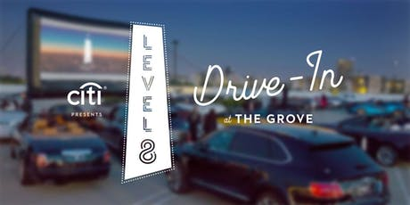 Level 8 Drive-In at The Grove: The Great Gatsby tickets