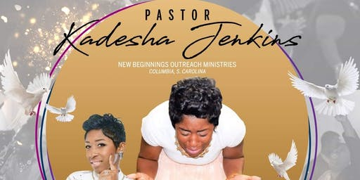 If I May But TOUCH Pastor Kadesha Jenkins