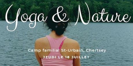 Yoga & Nature 3.0 billets
