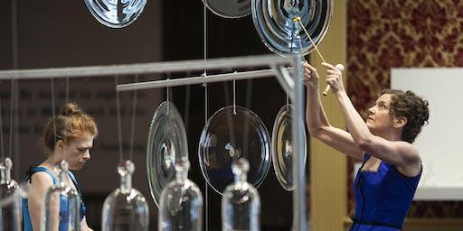 CraftNOW Explores Glassworks at WheatonArts