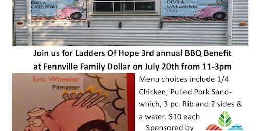 Ladders Of Hope 3rd Annual BBQ Benefit