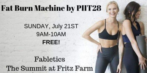 Fabletics FREE Workout