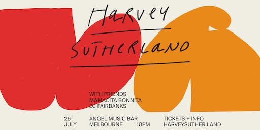 Harvey Sutherland (DJ) at Angel Music Bar