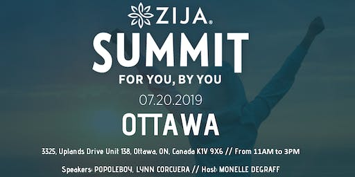 ZIJA E-SUMMIT OTTAWA