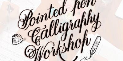 Pointed Pen Copperplate Calligraphy