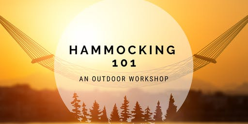Hammocking 101