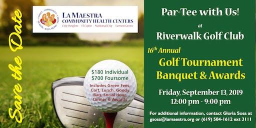 La Maestra's 16th Annual Golf Tournament