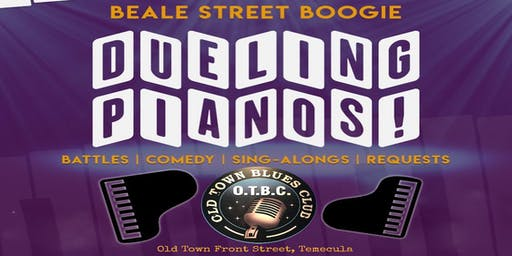 Beale Street Boogie-Dueling Pianos!