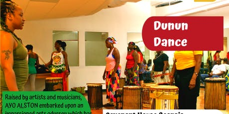 Dundun Dance with Ayo Alston tickets