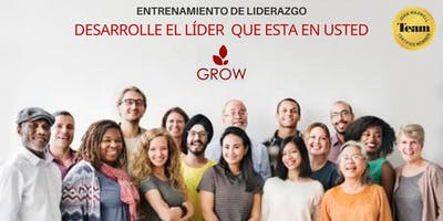 Entrenamiento de Liderazgo DESARROLLE EL LÍDER QUE ESTÁ EN USTED - JMT