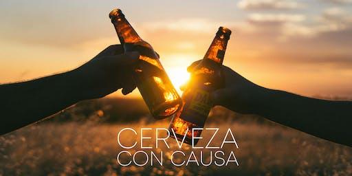 Cerveza con causa