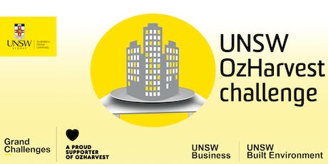 UNSW OzHarvest challenge | Review centre - 8 Tickets tickets