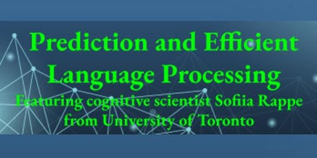 Prediction and Efficient Language Processing tickets