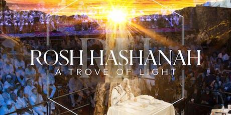 Rosh Hashanah 2019 tickets