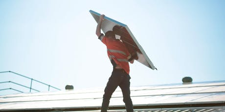 Melbourne Commercial Solar Install Training tickets