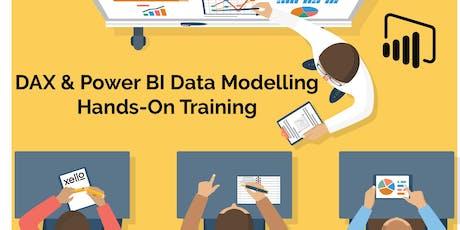 DAX & Power BI Data Modelling: Hands-On Training - Melbourne, August 2019 tickets