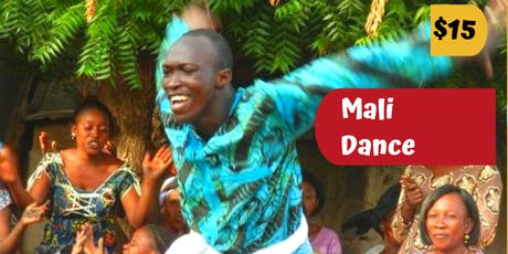 West African Dance w/Solo Sana tickets