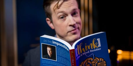 Mind Reading & Other Mysteries with Jonny Zavant at J&B Magic Theater tickets