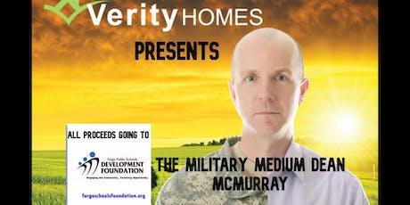 Psychic Medium Dean McMurray Events   Eventbrite