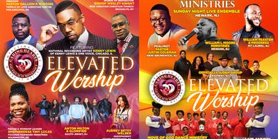 ELEVATED WORSHIP BACK TO SCHOOL GOSPEL CONCERT EXPLOSION!