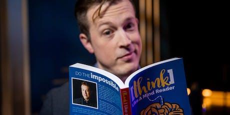 J&B Magic Theater Presents Mind Reading & Other Mysteries with Jonny Zavant tickets