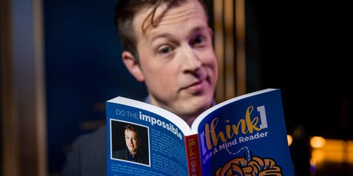 Mind Reading & Other Mysteries with Jonny Zavant at J&B Magic Theater