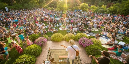 Summer Party! Tuesday Evening in the Gardens with Imperien & Zethmayr