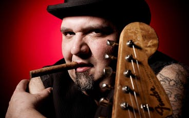 Popa Chubby with Jeff Plankenhorn Band tickets
