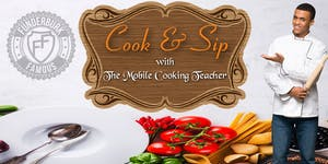 Cook And Sip