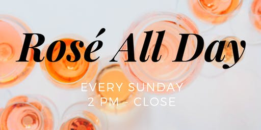 Rosé All Day at Stella Public House