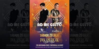 Adriel Favela & Javier Rosas |La Escuela No Me Gusto Tour | Porterville, CA