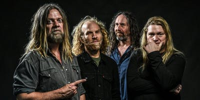 Corrosion of Conformity with The Skull, Mothership & Witch Mountain