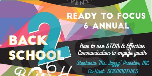 6th Annual Back to School program