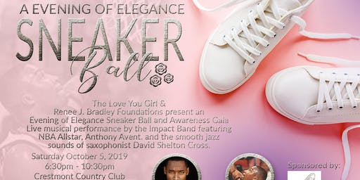 An Evening of Elegance Sneaker Ball Awareness Gala