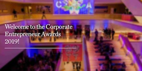 Corporate Entrepreneur Awards 2019 tickets