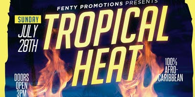 Tropical Heat : Brunch & Day Party