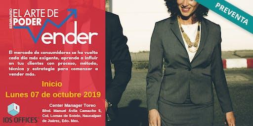 """Seminario """"El Arte de Poder Vender"""""""