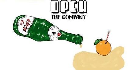 OPEN THE COMPANY x DJ CRAFTMATIC PRESENTS: RECOVERY SUNDAZE tickets