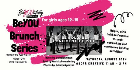 BeYOUtifully Designed BeYOU Brunch tickets
