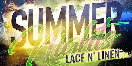 Lace N' Linen Part II tickets